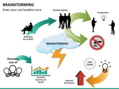 Brainstorming PPT slide 11