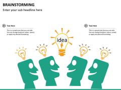 Brainstorming PPT slide 13