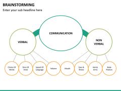 Brainstorming PPT slide 16