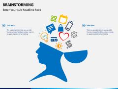 Brainstorming PPT slide 2