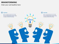 Brainstorming PPT slide 3