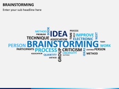 Brainstorming PPT slide 4