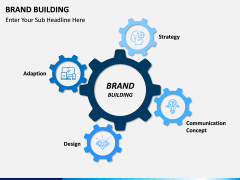 Brand Building PPT slide 1