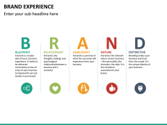 Brand experience PPT slide 24