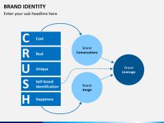 Brand identity PPT slide 10