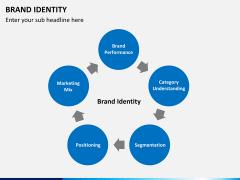 Brand identity PPT slide 4