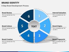 Brand identity PPT slide 7