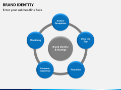 Brand identity PPT slide 9