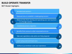 Build operate transfer PPT slide 5