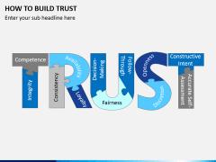 Build trust PPT slide 1