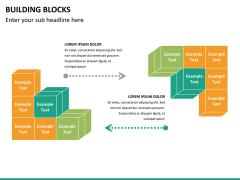Building blocks PPT slide 7