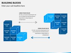 Building blocks PPT slide 2