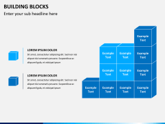 Building blocks PPT slide 4