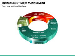 Business continuity management PPT slide 17