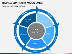 Business continuity management PPT slide 4