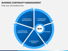 Business continuity management PPT slide 8