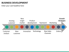 Business Development PPT slide 34