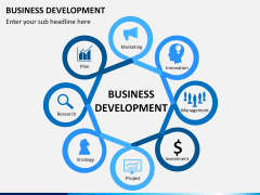Business Development PPT slide 2
