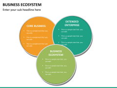 Business ecosystem PPT slide 27