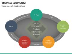 Business ecosystem PPT slide 18
