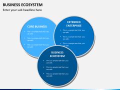 Business ecosystem PPT slide 12