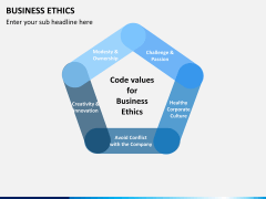 Business ethics PPT slide 4