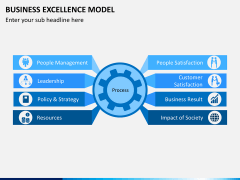 Business Excellence Model PPT Slide 16