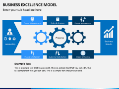 Business Excellence Model PPT Slide 17