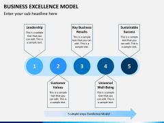 Business Excellence Model PPT Slide 18