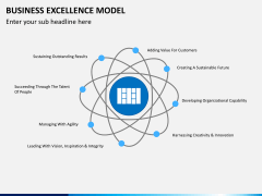Business Excellence Model PPT Slide 8