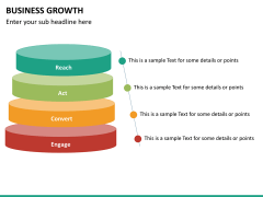 Business growth PPT slide 20