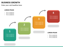 Business growth PPT slide 16