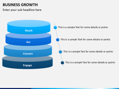 Business growth PPT slide 10