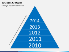 Business growth PPT slide 4