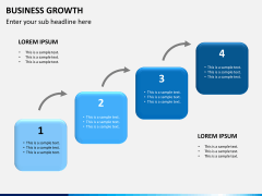 Business growth PPT slide 6