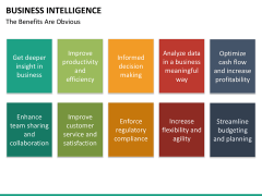 Business intelligence PPT slide 43