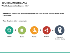 Business intelligence PPT slide 30