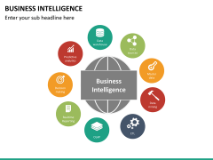 Business intelligence PPT slide 34