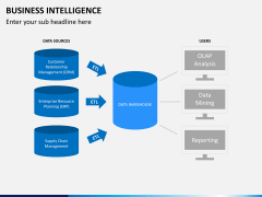 Business intelligence PPT slide 13
