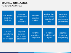 Business intelligence PPT slide 15