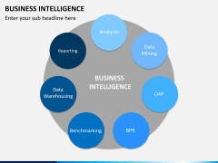 Business intelligence PPT slide 28