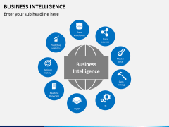 Business intelligence PPT slide 6