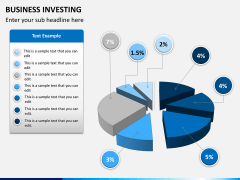 Business investing PPT slide 5