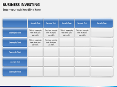 Business investing PPT slide 8