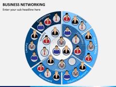 Business networking PPT slide 6