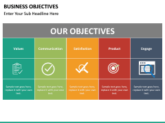 Business Objectives PPT slide 11