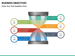 Business Objectives PPT slide 18