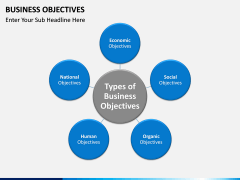 Business Objectives PPT slide 7