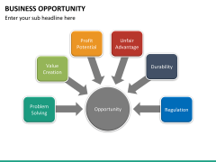 Business opportunity PPT slide 19