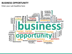 Business opportunity PPT slide 20
